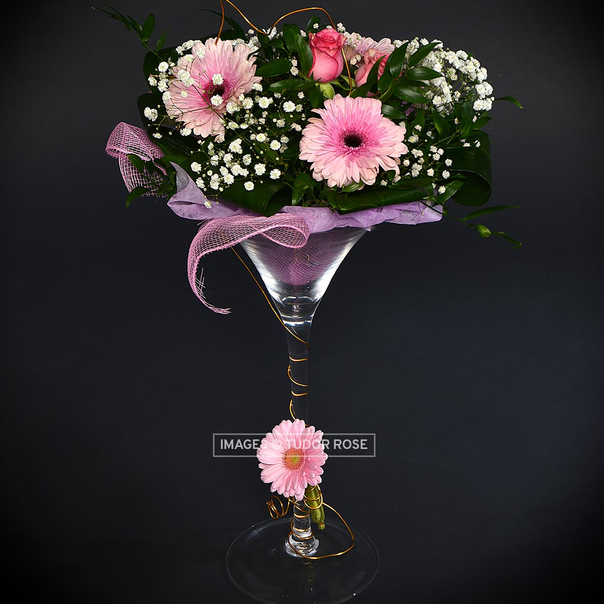 Make mine a martini - Tudor Rose Florist Ballincollig Cork